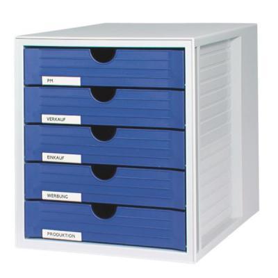 Han archiefkast: 21450-14 - Blauw