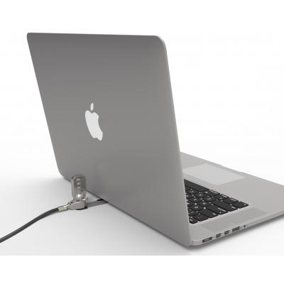 Compulocks : The Blade Black - MacBook Lock, iPad Lock, Tablet Lock or Chrome-book lock - Zwart