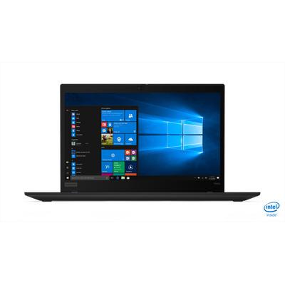 "Lenovo ThinkPad T490s 14"" i5 16GB RAM 256GB SSD Laptop - Zwart"