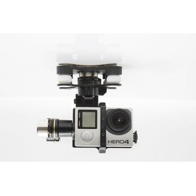 Dji camera-ophangaccessoire: Zenmuse H4-3D - Zwart