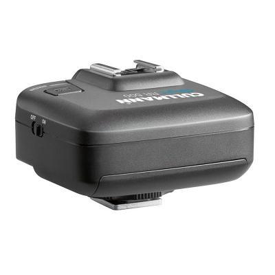 Cullmann camera data transmitter: CUlight RR 500C - Zwart