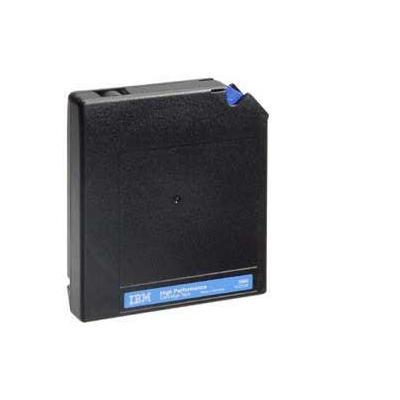 IBM datatape: 08L6088 - /2 Inch, 3590E Data Cartridge, 20/60GB, Magstar, Tri-Optic Lable Only - Zwart