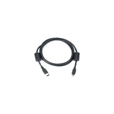Canon camera kabel: Interface Cable IFC-200D4 - Zwart
