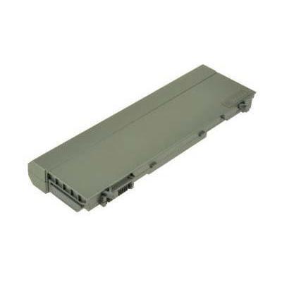 Dell Li-ion, 11.1V, 9 cells, 90Wh, grey notebook reserve-onderdeel - Grijs