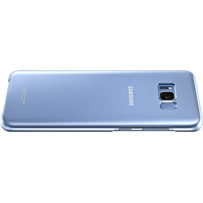 Samsung mobile phone case: Galaxy S8+ Clear Cover Blauw
