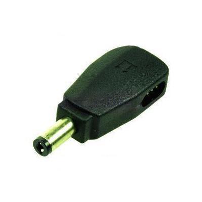 2-power laptop accessoire: 19v Tip, Black - Zwart