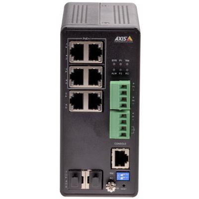Axis T8504-R Switch - Zwart