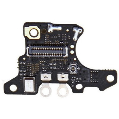 CoreParts MOBX-HU-P20PRO-MIC-INT Mobile phone spare part - Zwart, Metallic