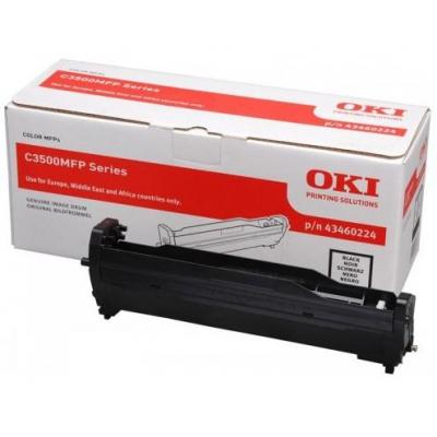 OKI drum: Black Image Drum for C3520/C3530 MFPs