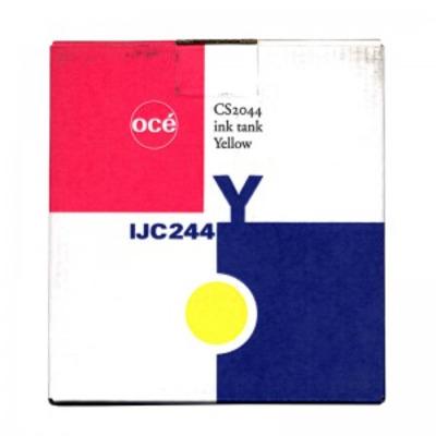 Oce IJC244 Inktcartridge - Geel