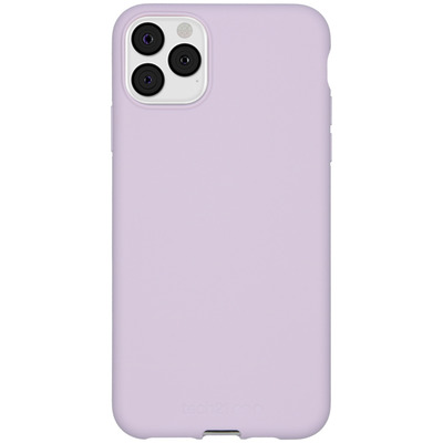 Antimicrobial Backcover iPhone 11 Pro Max - Mauve Talc - Paars / Purple Mobile phone case