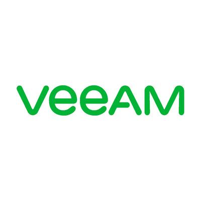 Veeam Backup & Replication - Upfront Billing-licens (3 Yr) + Production Support Garantie