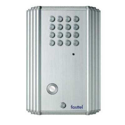 Fasttel deurbel: Flexitalk DB9610VC - Grijs