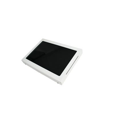 Dekker Industrial Design D.I.D. Cover for ProDVX 10 display with side-LED'S (White RAL 9010) .....