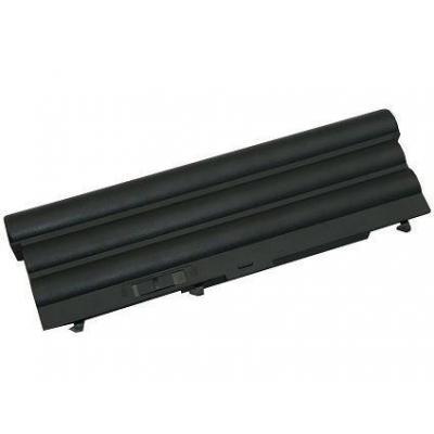 Lenovo batterij: ThinkPad Battery 7690mAh, 9-cell, 94wh, 10.8V, Black - Zwart
