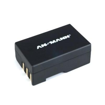 Ansmann Li-Ion battery packs A-NIK EN EL9 - Zwart