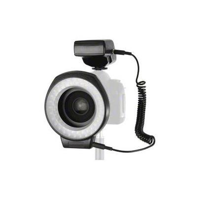 Walimex camera flitser: Universal Macro Ring Light LED - Zwart