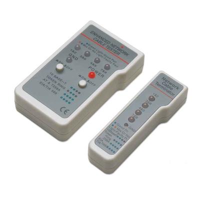 Intellinet Multifunction Cable Tester, RJ-45 and RJ-11, UTP/STP/FTP, Shielded and Unshielded Netwerkkabel .....