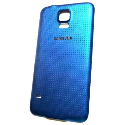 Samsung mobile phone spare part: Battery Cover, Blue