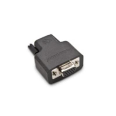 Intermec Audio Adapter, 70 Series Vehicle Dock Kabel adapter - Zwart
