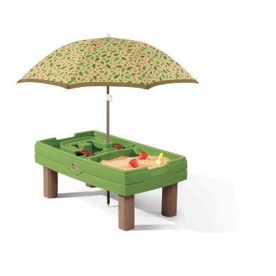 Step2 Naturally Playful Sand & Water Activity Center - Groen