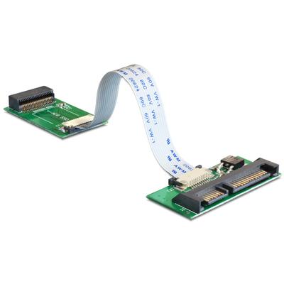 DeLOCK Converter MacBook Air SSD > SATA 22 pin Interfaceadapter - Zwart,Groen,Wit