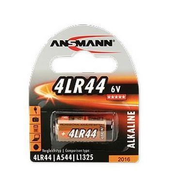 Ansmann batterij: 4LR44 - Oranje