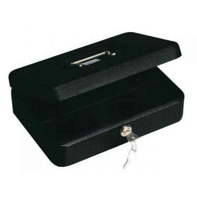 Beaumont geldkist: Cashbox 43 black - Zwart