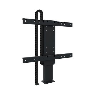 SmartMetals 65'', VESA, 600 x 400, zwart Montagehaak