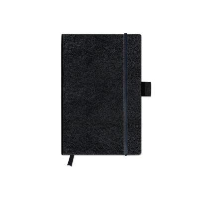Herlitz A6, 240 pages, 26-parts index A-Z Adresboek - Zwart