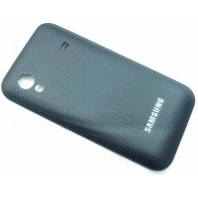 Samsung mobile phone spare part: Battery Cover, GT-S5830 Galaxy Ace, black