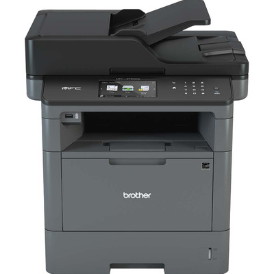 Brother 4 in 1 - Netwerk laserprinter 40 ppm - 256 MB - flatbed copier - LCD kleuren touchscreen - .....