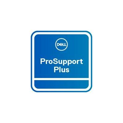 Dell garantie: 3Y Basic Onsite Service – 5Y ProSupport Plus