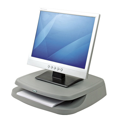 Fellowes Basic monitorstandaard Monitorarm - Grijs