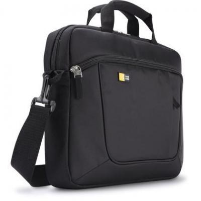 "Case logic laptoptas: f/14.1"" Notebook & iPad, Polyester - Zwart"