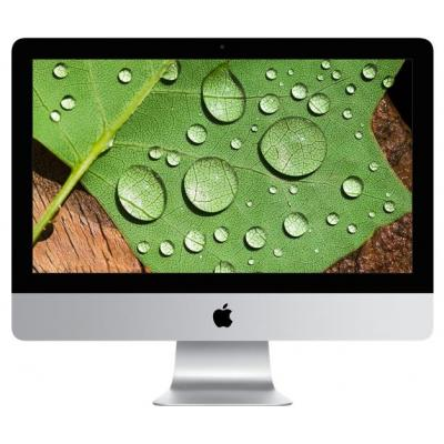 "Apple all-in-one pc: iMac 21.5"" i5 3.1GHz - Zilver"