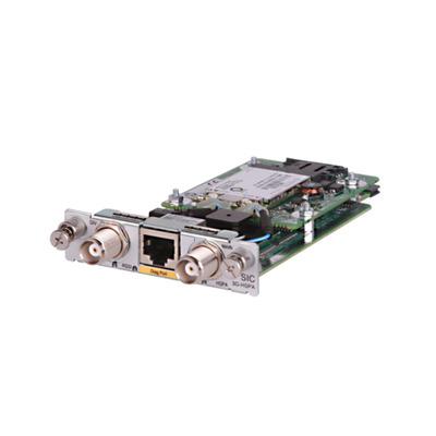 Hewlett Packard Enterprise MSR HSPA+ / WCDMA SIC Module Celvormige router/gateway/modem