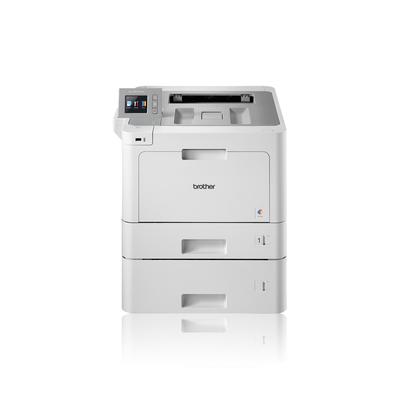 Brother HL-L9310CDWTSP (SecPlus) Laserprinter - Zwart,Cyaan,Magenta,Geel