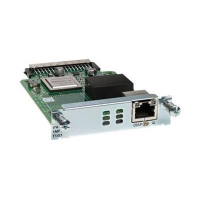 Cisco voice network module: 1-Port 3rd Gen Multiflex Trunk Voice/WAN Int. Card - G.703