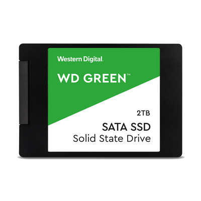 Western Digital WDS200T2G0A solid-state drives