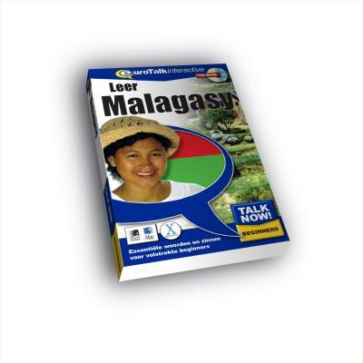 Eurotalk educatieve software: Talk Now, Leer Malagasy (Madagascar)
