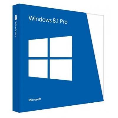 Microsoft Besturingssysteem: Windows 8.1 Pro