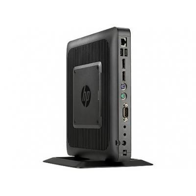 Hp thin client: t620 - AMD GX-415GA - 16GB SSD - Zwart