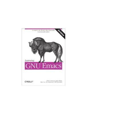 Learning Gnu Emacs Pdf
