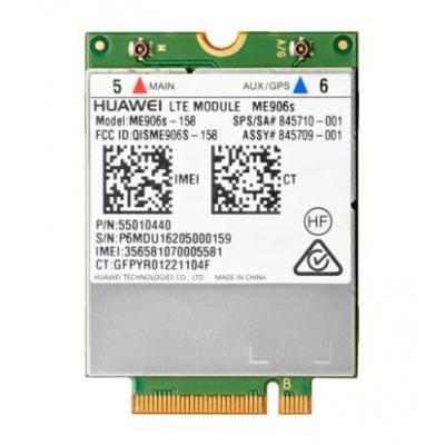 Hp notebook reserve-onderdeel: lt4132 LTE/HSPA+ 4G WWAN - Groen