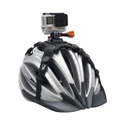 Rollei : Helmhalterung Fahrrad Pro - Zwart