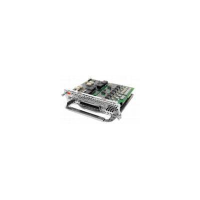Cisco voice network module: 8-port voice/fax expansion module-FXS/DID