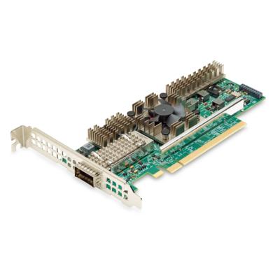 Broadcom P150P Netwerkkaart - Groen,Grijs