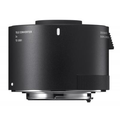 Sigma lens adapter: TC-2001 - Zwart