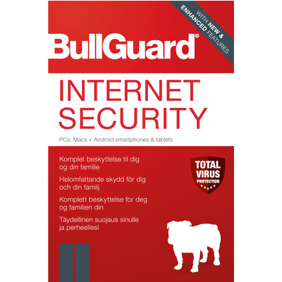 BullGuard Internet Security 2020 Software